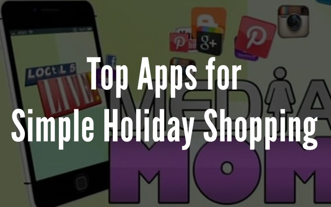 Simple Holiday Shopping Apps