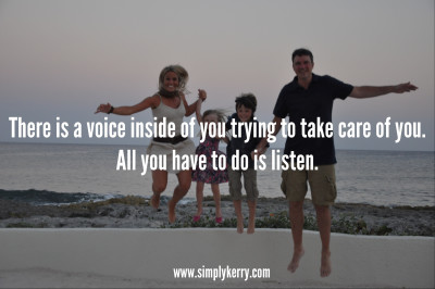 Simple Step to Being Happy: Listen to Your Inner Therapist
