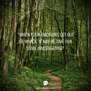 Dealing With Emotions That Don't Make Sense