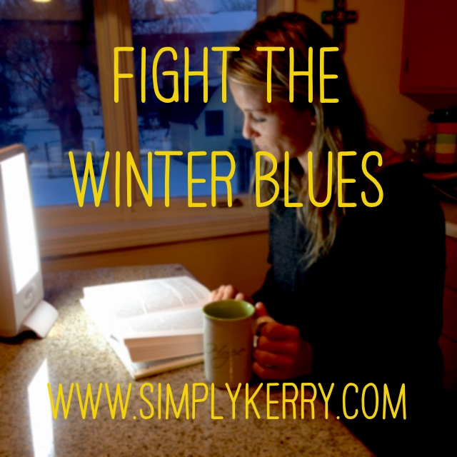 Fight the Winter Blues or Seasonal Affect Disorder