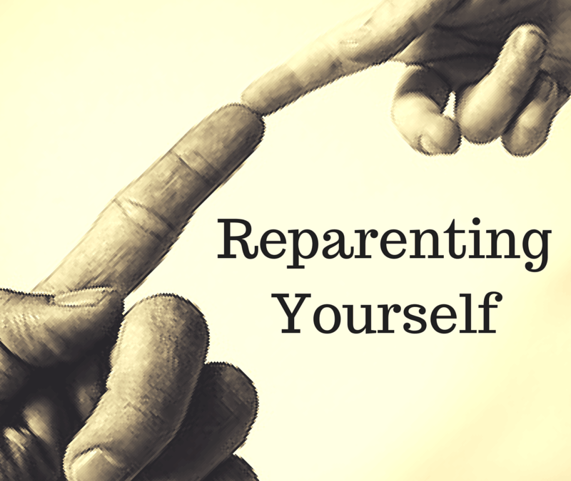 Reparenting Yourself for Good Mental Health