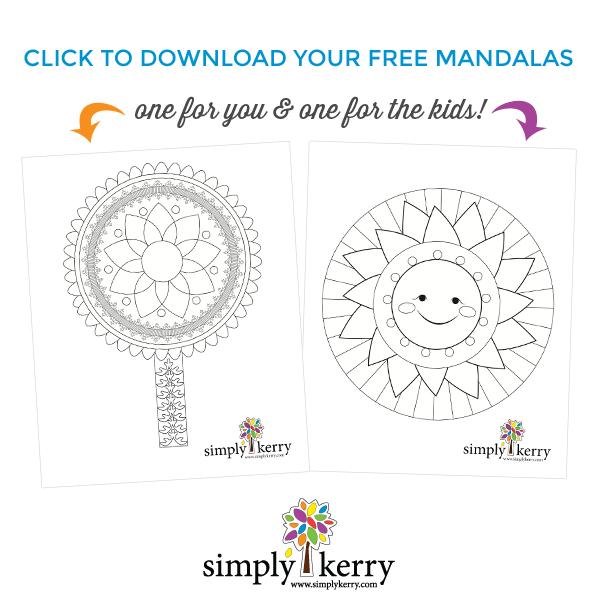 Coloring Mandala Printables