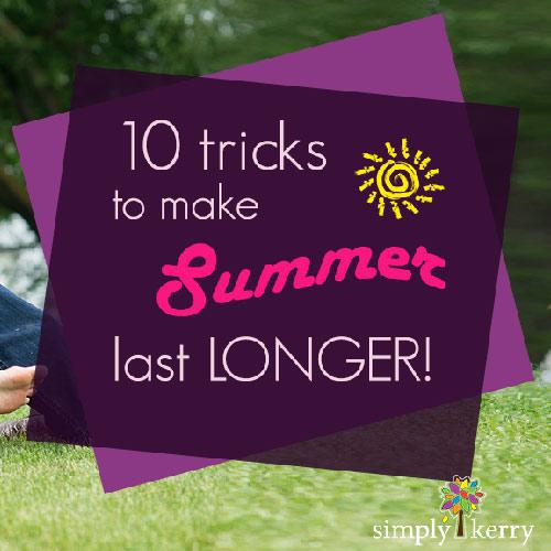 A Long Summer!