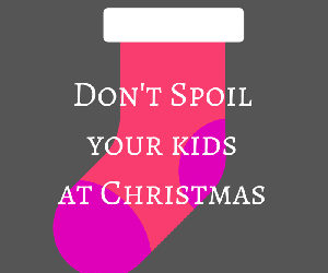 Avoid Spoiling Your Kids This Christmas