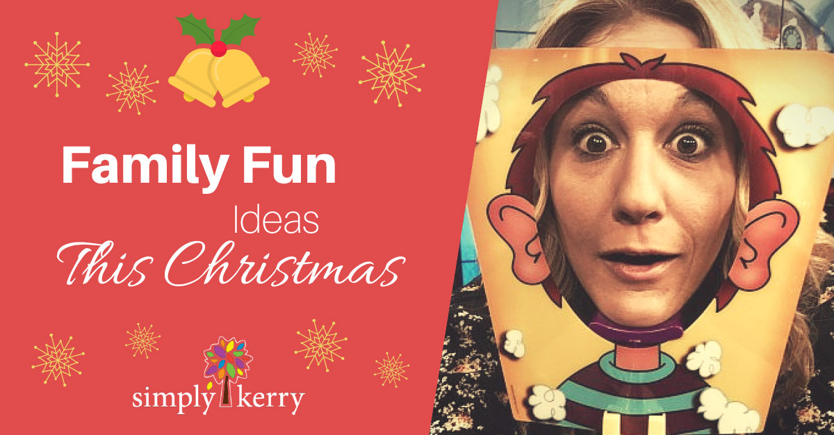 Family Games Ideas for Christmas