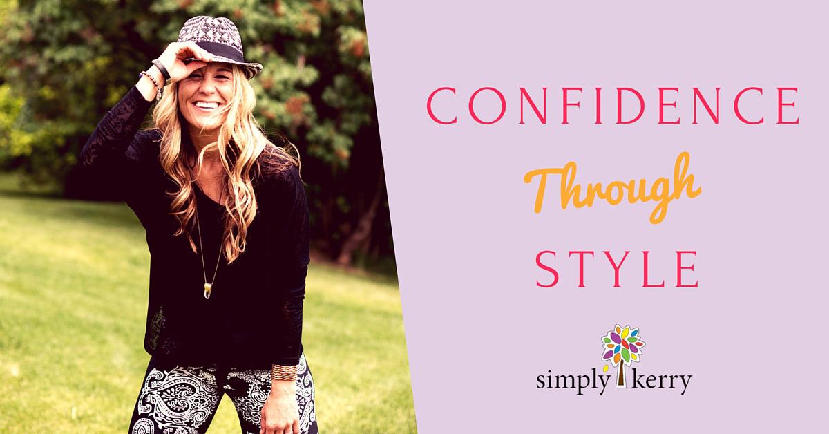 confidence-through-style