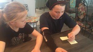 kids-making-lists