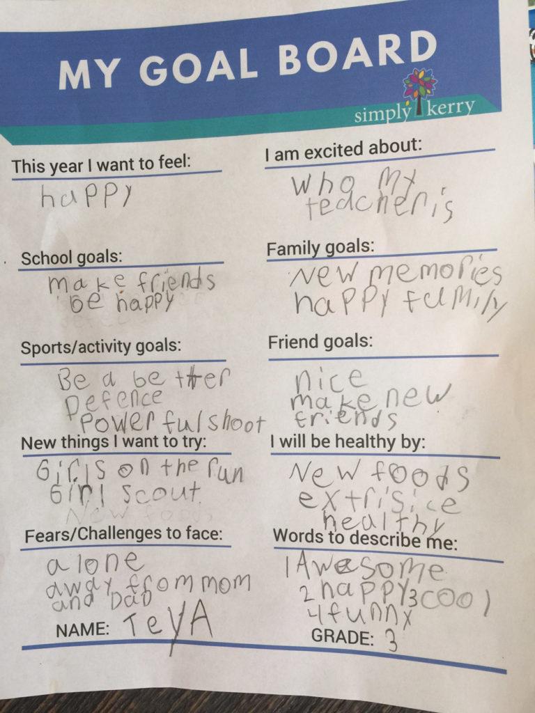 GoalBoard-Teya