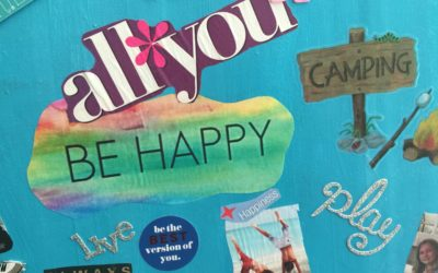 Vision Boards for Back to School Success
